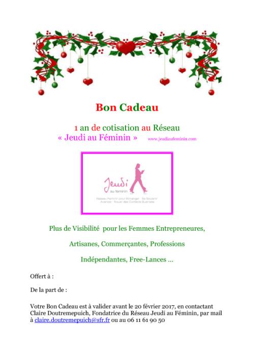 Bon Cadeau Noel 2016 jaf copie