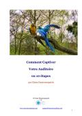 E Book Claire Doutremepuich Comment Captiver Votre Auditoire en 10 étapes