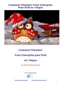 E Book Claire Doutremepuich Vitaminer votre entreprise pour Noel